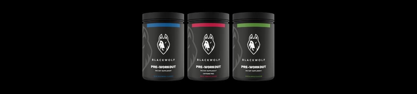BlackWolf pre workout Program